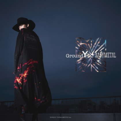"「Ground Y feat.BABYMETAL ""GALAXY"" Collection」発売!!"