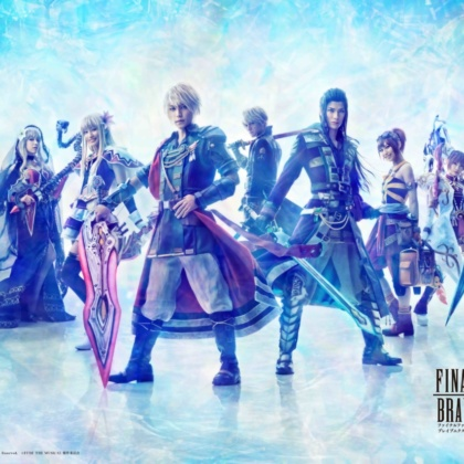 「FINAL FANTASY BRAVE EXVIUS」THE MUSICALメインビジュアル解禁!