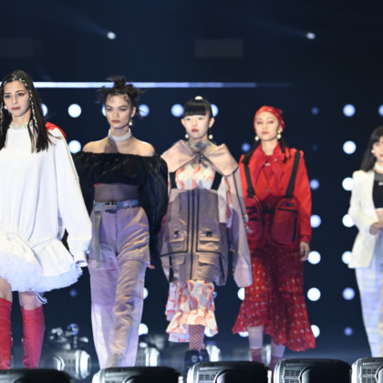 TGC THE DIVERSITY STAGE PRODUCED BY SWAG FEMMES [マイナビ TGC 2020 S/S]