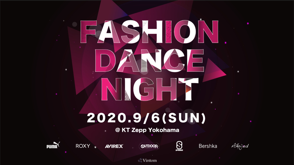 FASHION DANCE NIGHT 2020
