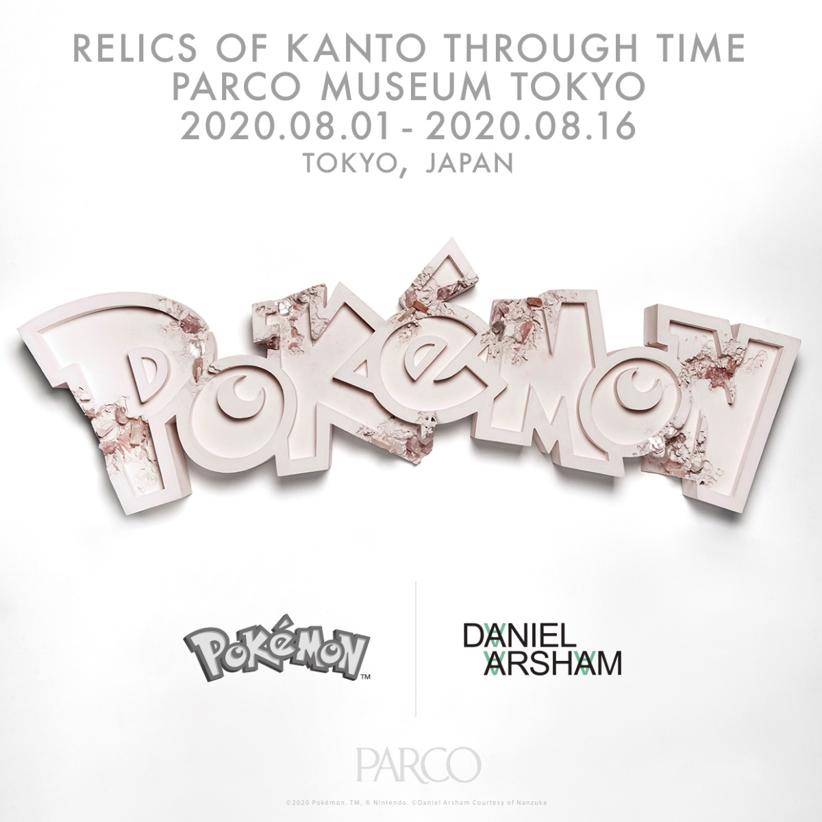 Relics of Kanto Through Time at PARCO MUSEUM TOKYO