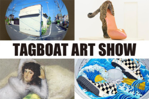 TAGBOAT ART SHOW