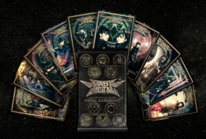 10 BABYMETAL YEARS NFT TRADING CARDS