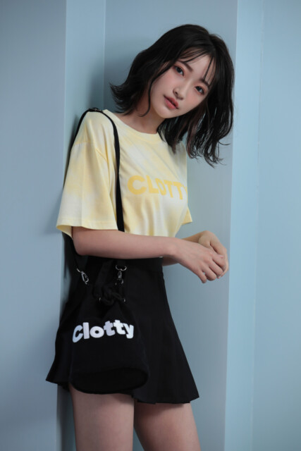 「CLOTTY」×「Girls²」コラボ
