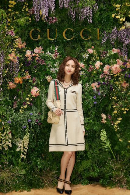 GUCCI NAMIKI OPENING PREVIEW