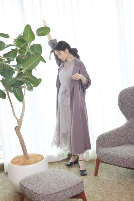 """2021 Autumn Collection """"NEW CLASSICAL"""" with Rika Izumi"""