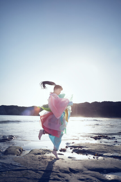 """Daoko """"むすひむすび展"""" produced by LatiJapo"""