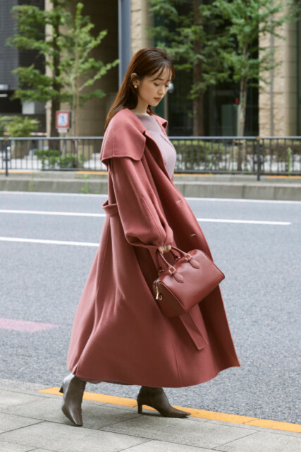 2021 Winter Collection CLASSICAL&STREET WITH RIKA IZUMI